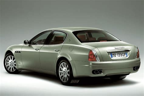Average Price Of Maserati by 2005 Maserati Quattroporte Reviews Specs And Prices