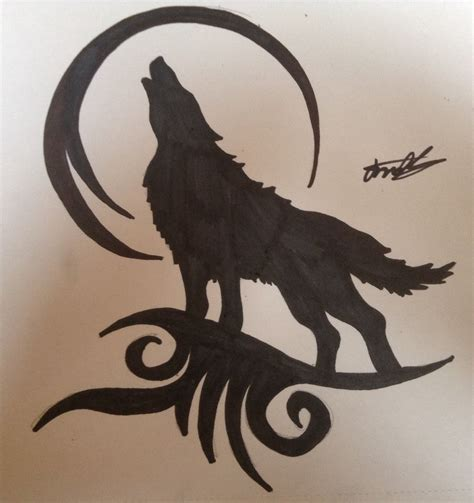 howling wolf tattoo related keywords suggestions for howling wolf designs