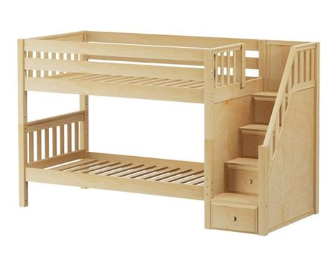 kid bed frames top 25 best bunk beds with stairs ideas on