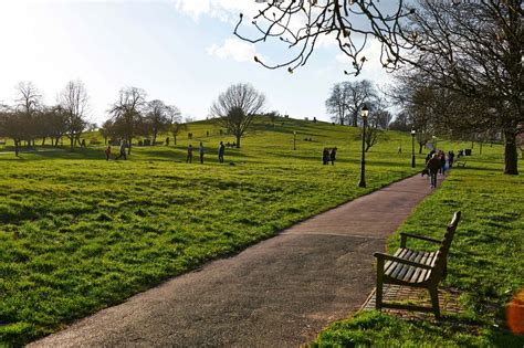 bench hill primrose hill the regent s park the royal parks