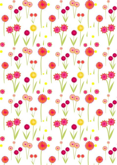 paper flowers pattern free download 5540 best free printables and more images on pinterest