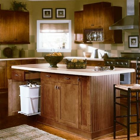 Marsh Kitchen Cabinets by Laminate