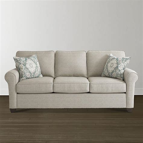 bassett brewster sofa brewster sofa living room bassett furniture