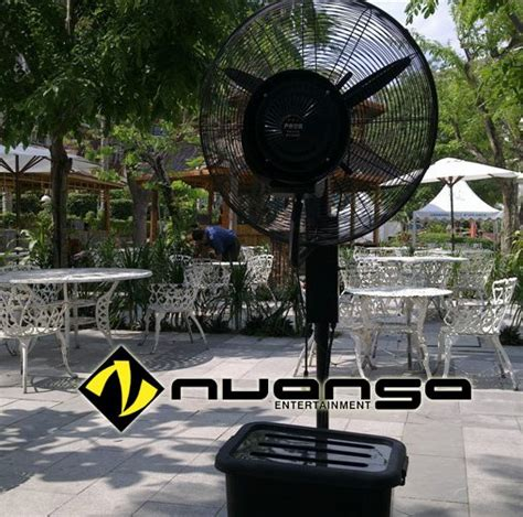 Kipas Angin Untuk Pesta sewa kipas air ac cooling fan bsd serpong ciputat