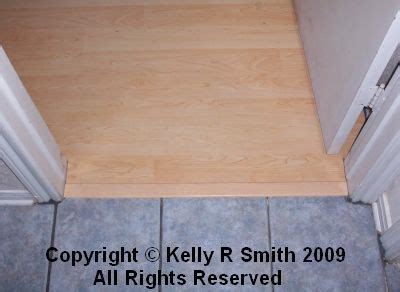 Floating Laminate Floor Installation   Roll out