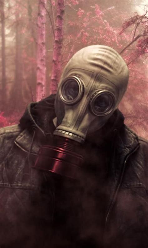 gas mask wallpaper android apps  google play