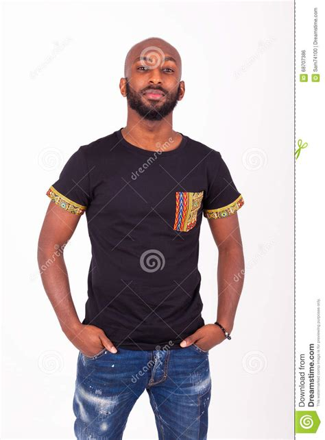 cologne african america men wear african american man wearing traditional clothes stock