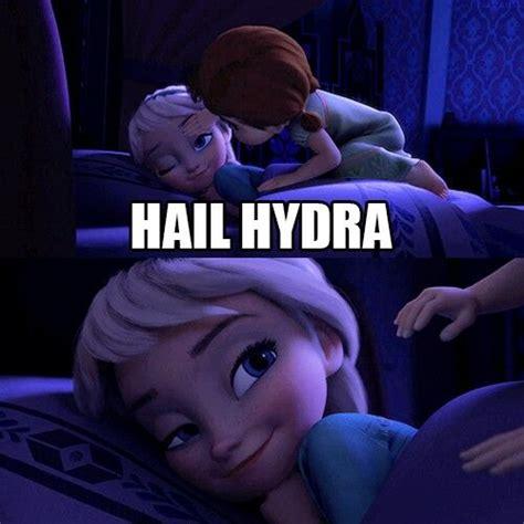 Hail Hydra Meme - hail hydra gigglefits pinterest