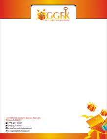 Business Letterhead Design Ideas letterhead design