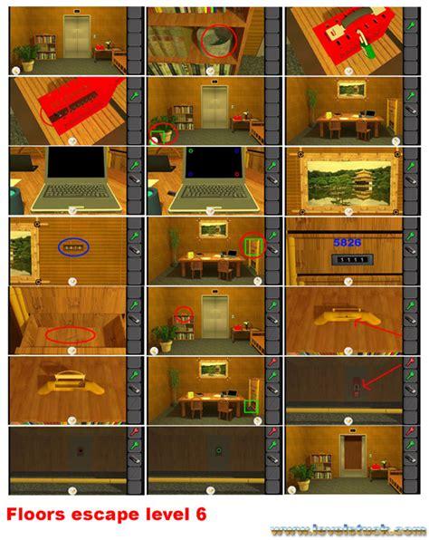 Level 6 Floor by Floors Escape Level 4 5 6 Levelstuck