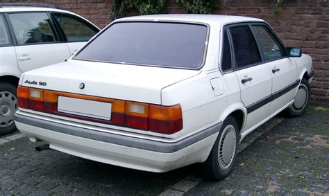 audi 90 wiki file audi 90 rear 20080103 jpg wikimedia commons