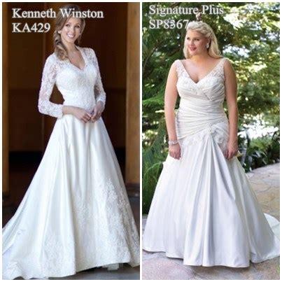 Wedding Dresses For Large Busts   Overlay Wedding Dresses