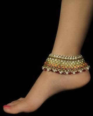 Gelang Kaki India Payal 17 17 best images about anklets and toe rings on