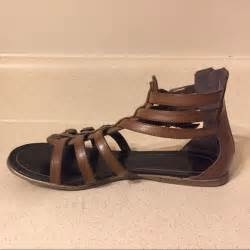 xappeal sandals 50 xappeal shoes xappeal brown zip back zolt