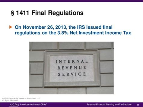 irs section 1411 understanding the net investment income tax