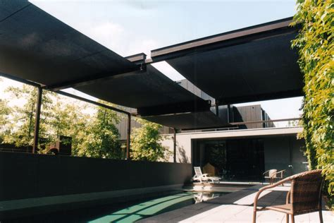 Modern Retractable Awning by Exteriors Small Patio Awning Modern Patio Outdoor Plus