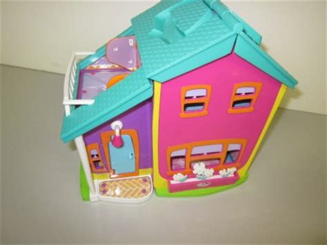 polly pocket doll house polly pocket magnetic doll house vguc furniture elevator patio and more ebay