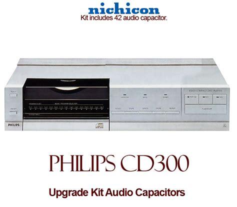 audio capacitor store philips cd300 upgrade kit audio capacitors
