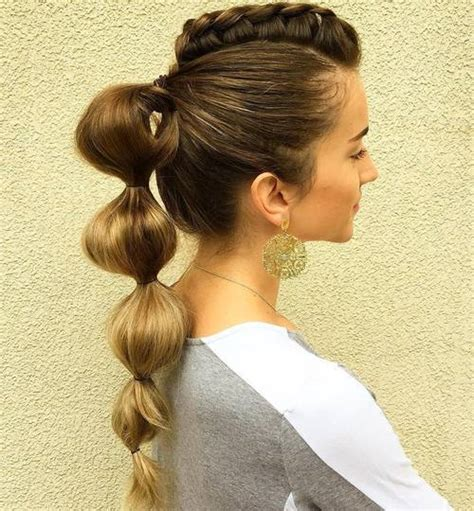 hairstyles with bubble top and back boho hairstyles 20 coolest bohemian hair options