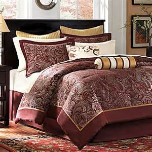 jcpenney park churchill 12 pc complete bedding