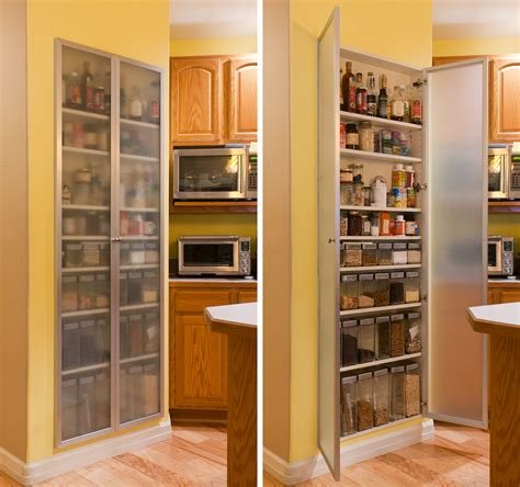 kitchen l shaped white wooden pantry cabinet with shelves