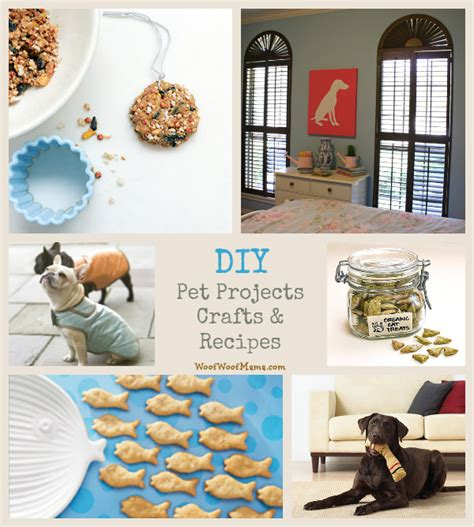 diy crafts for dogs 7 diy pet projects crafts and recipes woof woof