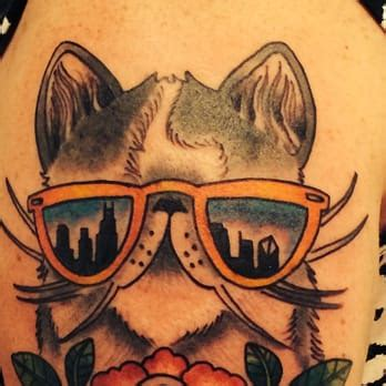 cat tattoo yelp dinosaur studio tattoo and gallery 12 photos tattoo