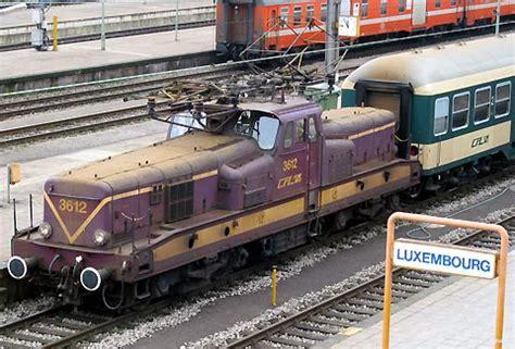 Lu Cfl locomotive 233 lectrique cfl e lok s 233 rie 3600