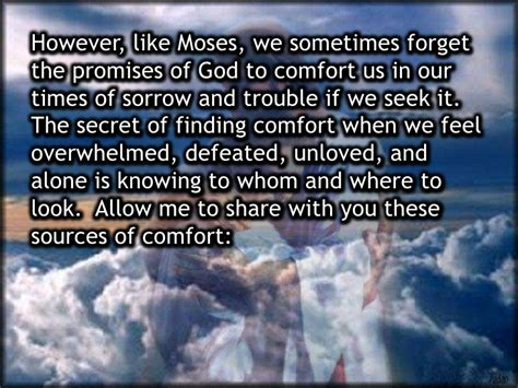 psalms of comfort in times of trouble the secet of finding comfort by sam ward