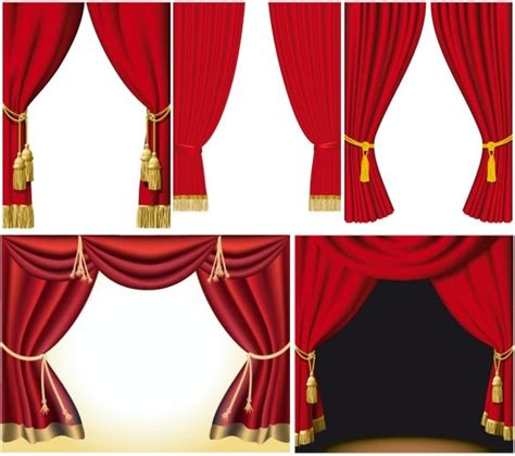 curtain graphic opening curtain vector free vector download 85 649 free