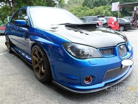 subaru impreza malaysia subaru impreza 2007 in kuala lumpur manual blue for rm