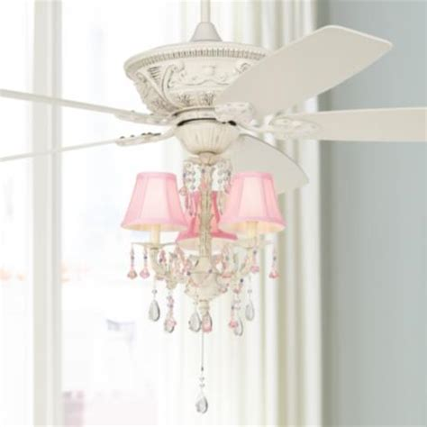 60 quot casa vieja montego pretty in pink light kit ceiling