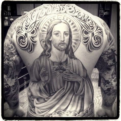 black jesus tattoo 20 best jesus images and designs