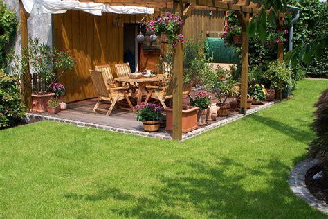 Terrasse Günstig Bauen by Garten Terrasse Holz Terasse Gartengestaltung