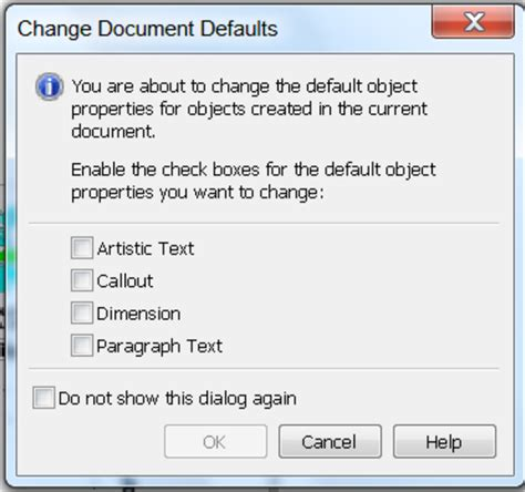 corel draw x6 memory settings x6 16 3 dimension tool doesn t remember default settings