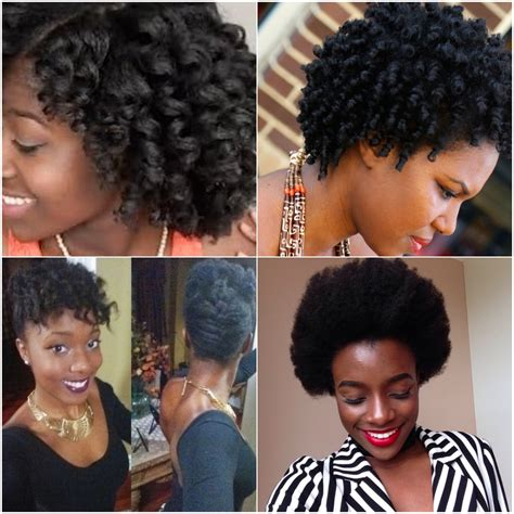 hairstyles for black hair 4c hair 5 gorgeous heatless styles for 4c hair black