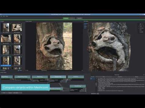 binaries for meshroom, the open source photogrammetry app