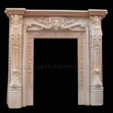 fireplace mantel carving supplier marble fireplaces overmantel surrounds mantles travertine