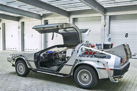 Das Auto Von Zur Ck In Die Zukunft by Delorean Dmc 12 Zur 252 Ck In Die Zukunft Bilder Autobild De