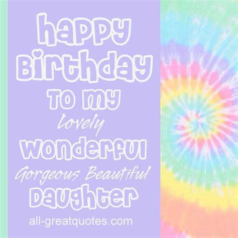 Birthday Card For My