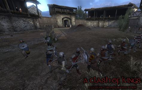 mod game of thrones mount and blade warband melee at gulltown image a clash of kings game of