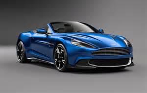 Aston Martin Vanquish Performance 2017 Aston Martin Vanquish S Volante Announced