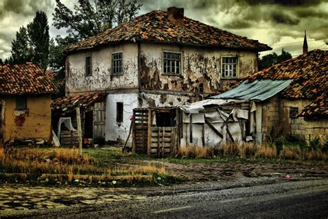 buying an old house hdr old home by trmustapha on deviantart
