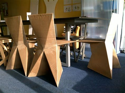 1000 images about cardboard chairs on