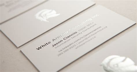 Creme Colored Line Template Business Cards by Luxury Business Cards High End Business Cards Design And