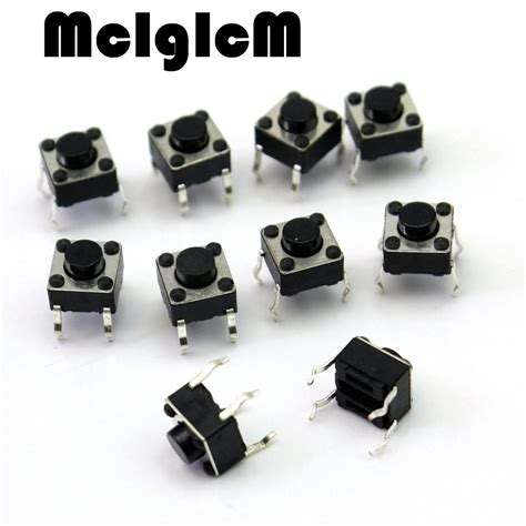 Silicone Button Momentary Tact Tactile Reset Switch 88mm 2 Pin Am82 50pcs 8 5mm x 8 5mm push tactile power micro switch self