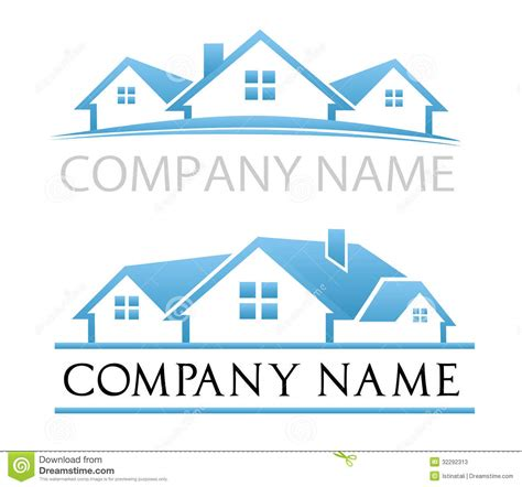 house logos house logo stock photos image 32292313