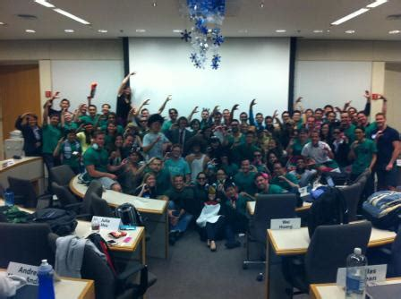 Anderon Mba Recruiting by Wow Half Way Through Fall Quarter The Mba Student Voice