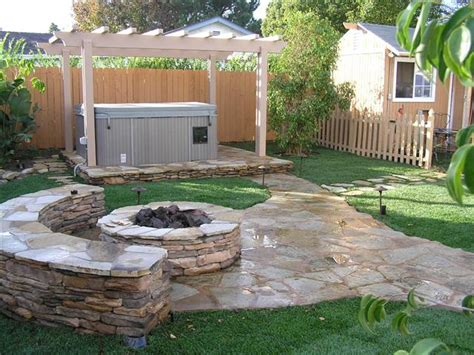 Small Backyard Landscaping Ideas Landscaping Gardening Backyard Landscaping Idea