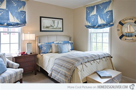 seaside bedroom decorating ideas sail on with 15 nautical themed bedrooms home design lover